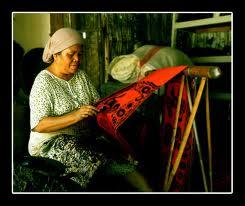 alat batik taplak