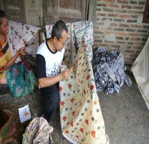 proses batik mbatik