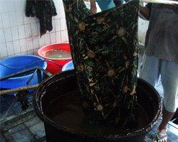 proses batik nglorod